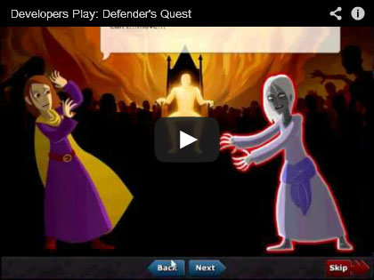 Developers Play: Defender's Quest